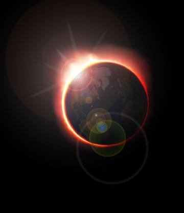 Cambien su vida en la estación de los eclipses
