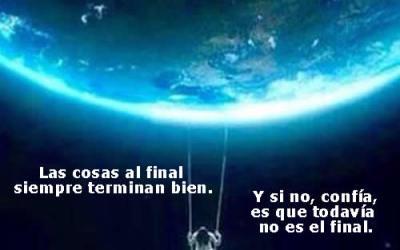 No es el final