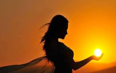 Sé la luz que ilumina al mundo