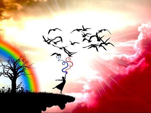 El Ego es negativo: ilumínalo con la luz de la felicidad