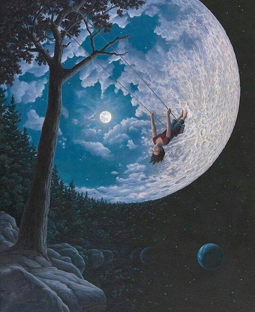 hamaca luna