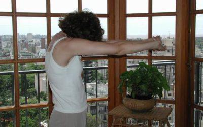 Enraizado (un ejercicio para soltar tensiones y confiar)