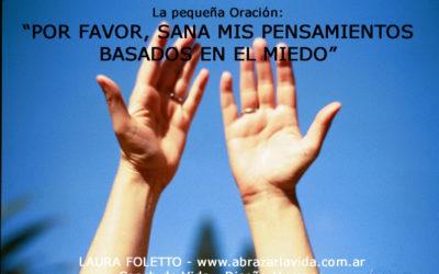 La pequeña Oración