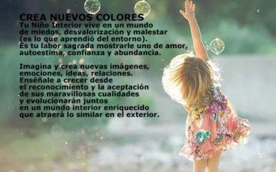 Crea nuevos colores