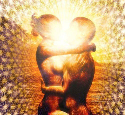 Liberando karma y abriéndonos al amor